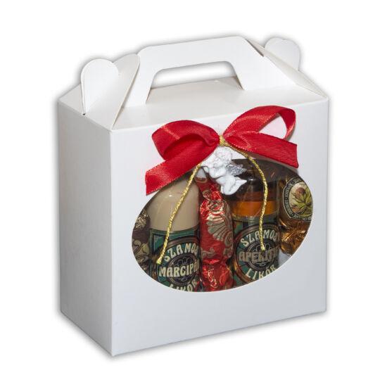 Eliza karácsonyi ajándékdoboz